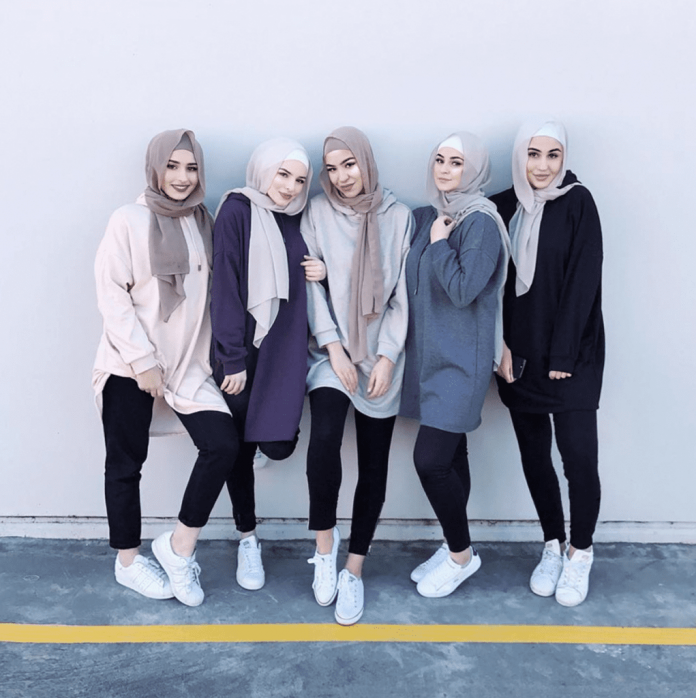 Style Hijab Simple Remaja